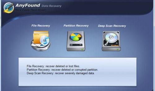 34018922998272017998 دانلود نرم افزار Anyfound Data Recovery v5.0